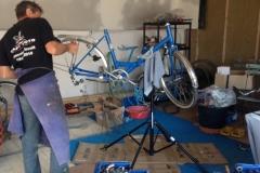 atelier de réparation bicyclock