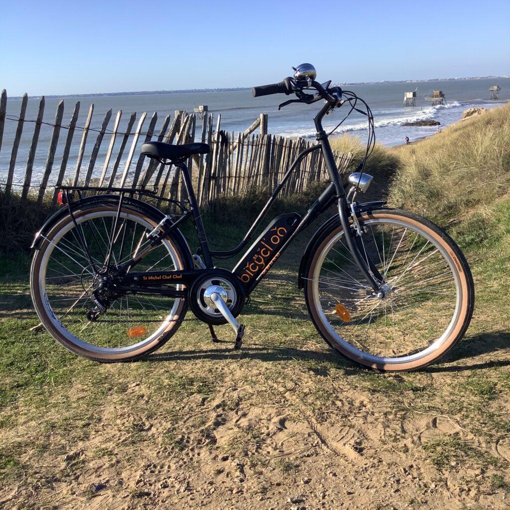 Vélo à assistance électrique location BICYCLOCK